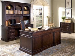 "Wellington Office Desk Collection - 66""W Executive Desk"