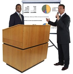 Wireless Coventry Multimedia Console / Lectern