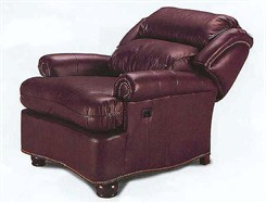 Woodmark Leather Recliner