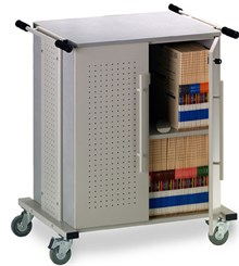 X-Ray File Cart