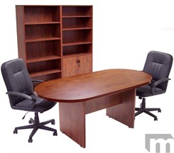 6', 8', 10' & 12' Cherry Laminate Conference Tables from $399!