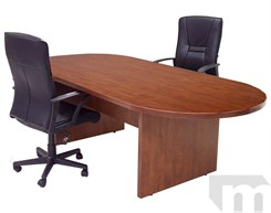 8' Cherry Laminate Conference Table