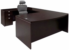 Mocha Conference U-Shaped Workstation
