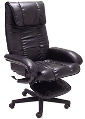 Executive Deep Cushion Office Recliner Chair