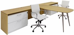 WorkTrend 2-Person Workstation Desk