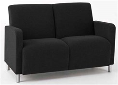 Ravenna 2-Seat Sofa in Upgrade Fabric or Healthcare Vinyl