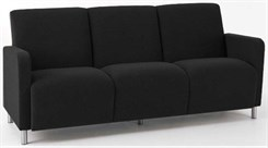 Ravenna 3 Seat Sofa in Upgrade Fabric or Healthcare Vinyl