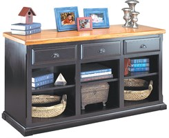 3-Drawer Console