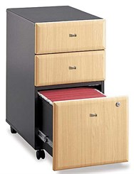 3 Drawer File