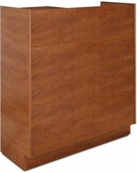 3' Width Retail Sales Counter / Cabinet - Other Sizes Available