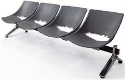 Turini 4-Seater Beam Seating