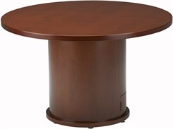 "42"" Round Conference Table"