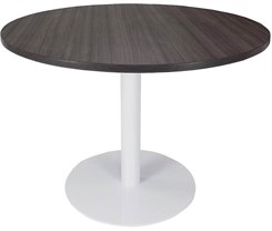 "42"" Round  x 29""H Metal Disc Base Meeting/Conference/Cafeteria Table"