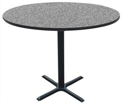 "48"" Round Bar Stool Height Table"