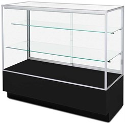 4' Width Full-Vision Merchandise Display Case