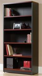Via 5-Shelf Bookcase