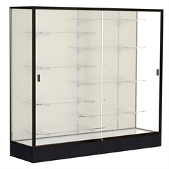 6' Wide Colossus Locking Display Case