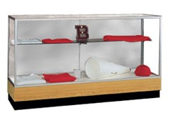 "72""W Merchandiser Counter Display Case"