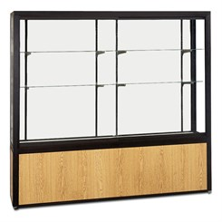 "72"" Wide Platform Display Case"