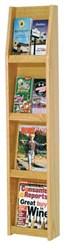 8 Pamphlet/4 Magazine Display