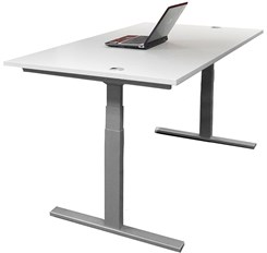 "71"" x 36"" Rect. Electric Lift Height Adjustable Desk"