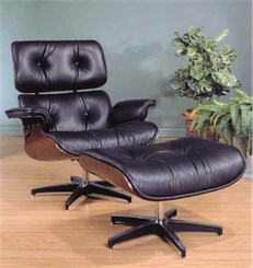 Architects Chair & Ottoman