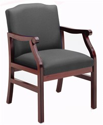 Bristol Arm Chair in Upgrade Fabric or Healthcare Vinyl