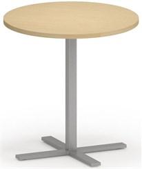 "Avon Cafe Table Series - 30"" Round x 30""H Table w/T-Mold Edges - Other sizes available"