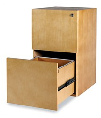 File/File Pedestal File for Credenza/Return
