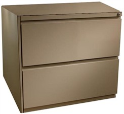 Freestanding Two Drawer Lateral File