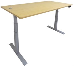 "72""W x 36""D Electric Lift Height Adjustable Table"