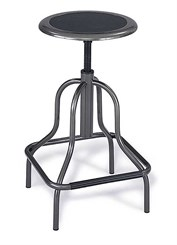 High Base Diesel Stool without Backrest