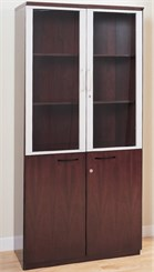 High Wall Cabinet W/Doors