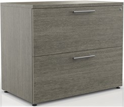 "36"" Locking Freestanding Lateral File"