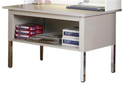 "48""W Height Adjustable Work Table"