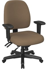 Multi Function Office Chair w/ Ratchet Back