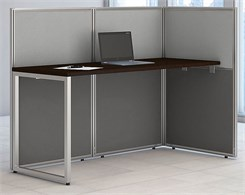 Single Open End Cubicle