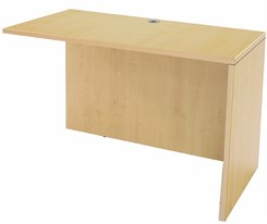 Maple Reversible Desk Return