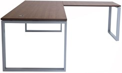 TrendSpaces Executive L-Desk