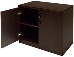2-Door Locking Storage Cabinet
