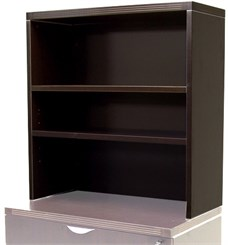 Lateral File/Storage Cabinet Bookcase Hutch
